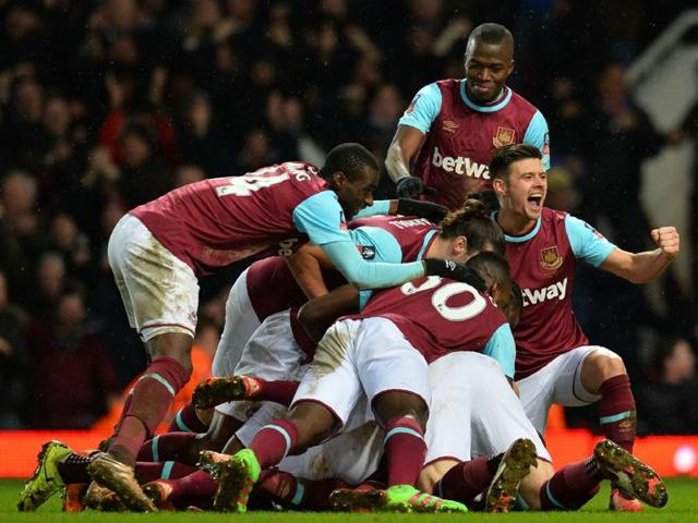 FA Cup 2016,West Ham United,Liverpool