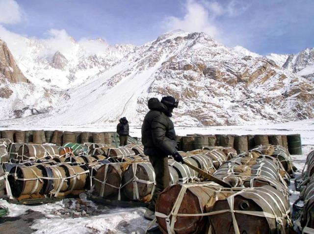 Siachen survivor chose conflict areas over peace posting: Officials