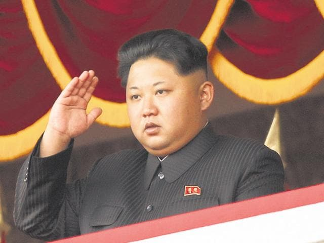 File photo of  North Korean leader Kim Jong-Un.