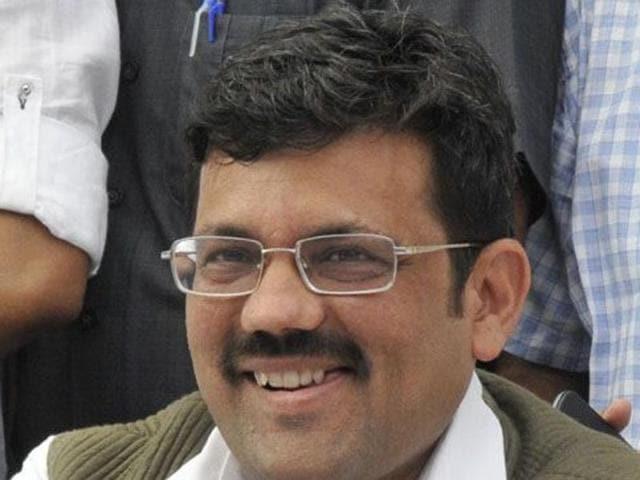 Punjab BJP chief Kamal Sharma.