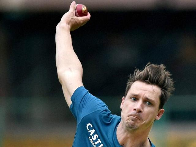 Despite a shoulder injury, Dale Steyn was included in South Africa's squad for the World T20.