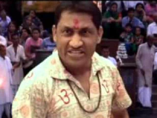 Rocky Mittal claims to be 'Shar-A-Hindustan' (Lion of Hindustan) and is a vocal 'Narendra Modi Bhakt' (admirer/devotee), using his heavy vocal chords to profess his love for the Prime Minister. He also has much space for hate, though, directed mostly at Muslims, the Congress, the Gandhis in particular, and anybody in