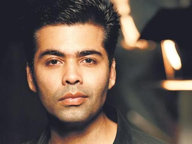I never looked at creating something path-breaking or trendsetting, says Karan Johar. (HT)