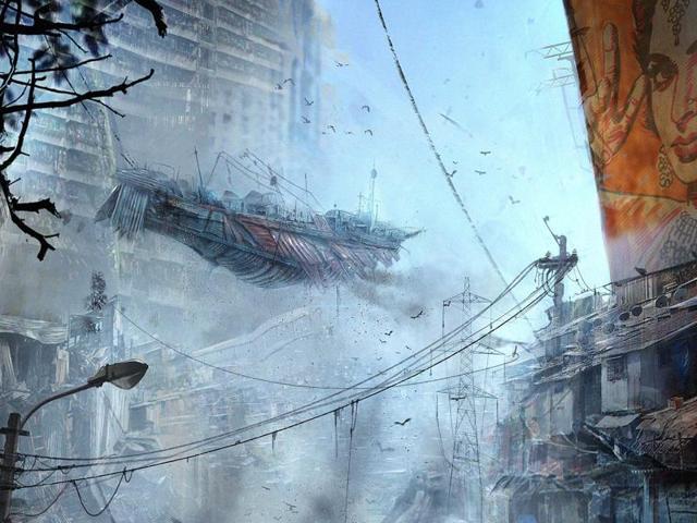 Dystopian short story year 11