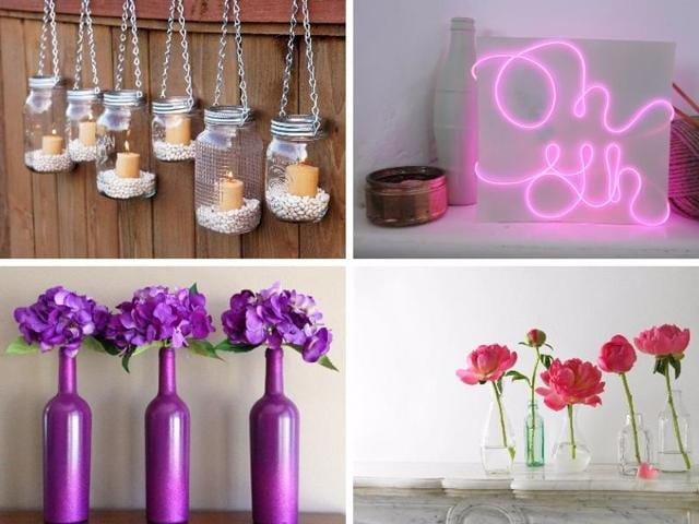 Fashionable women pay careful attention to the items that they put into their homes. So, this Valentine's Day wow her with these she-can't-get-enough-of things. (Tumblr and Pinterest)