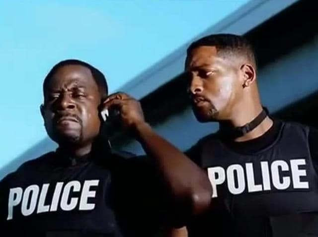 Martin Lawrence and Will Smith are the titular Bad Boys.