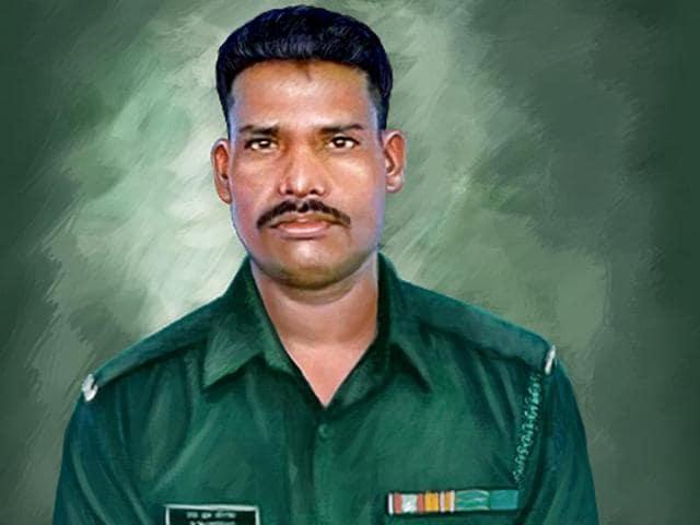 Lance Naik Hanamanthappa Koppad