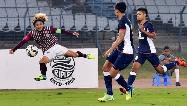 Mohun Bagan,I-League,Indian football