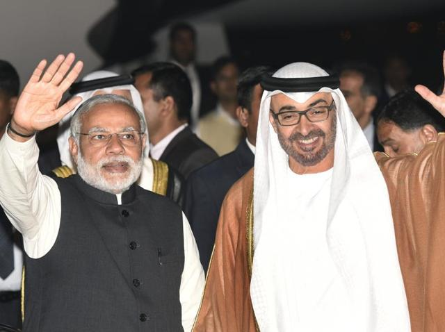 India-UAE ties,Sheikh Mohamed Bin Zayed,Narendra Modi