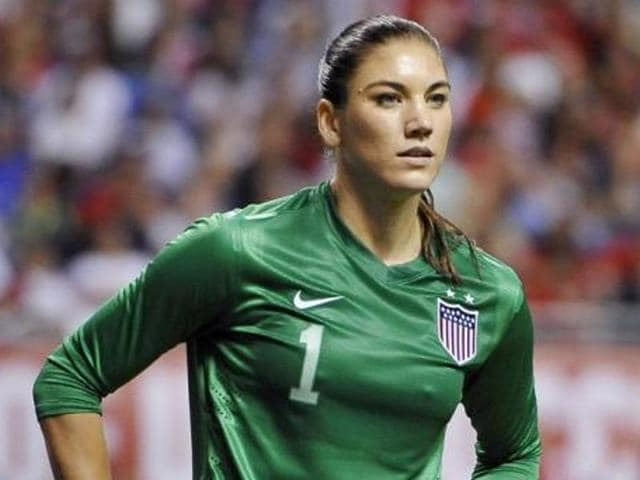 Hope Solo  said on Wednesday  that if the Olympics were held today, she would not go out of concern about the Zika virus.