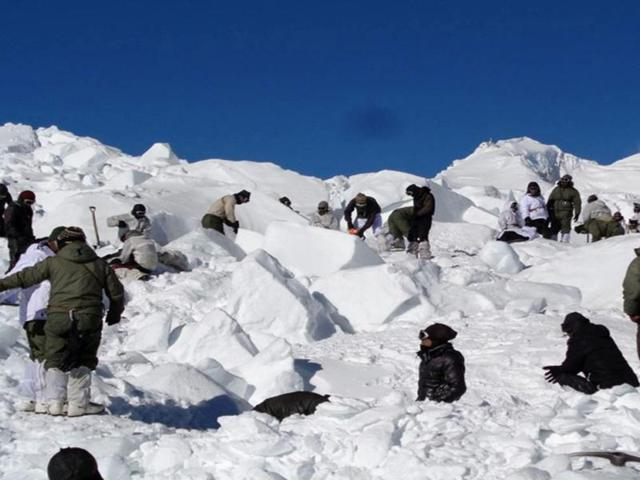 A question about Siachen hero's death: Why are our soldiers dying