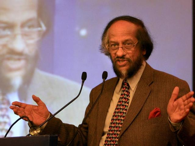 Pachauri was forced to quit as chairman of the Nobel Prize-winning UN Intergovernmental Panel on Climate Change (IPCC) a year ago after one of his colleagues, a 29-year-old woman, filed a complaint of sexual harassment against him.