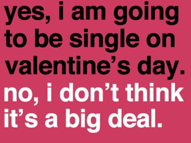 Valentine's Day,Valentine's Day Singles,Valentine's Day Ideas