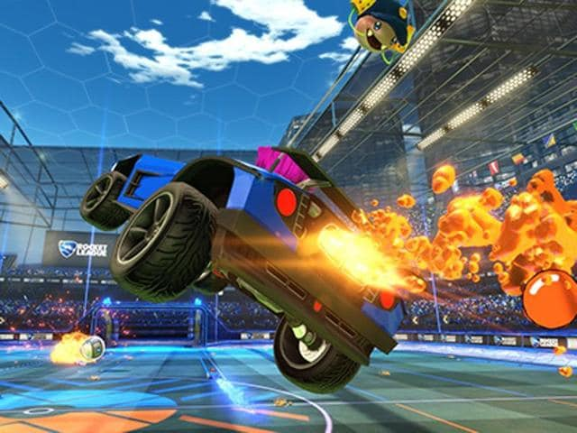 """""""Rocket League"""" is to roar onto Xbox One from February 17, 2016."""