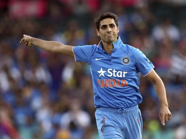 Injury-prone Ashish Nehra is India's lead pacer at the three-match series against Sri Lanka.