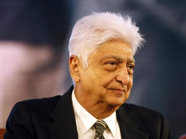 File photo of Wipro chairman Azim Premji. The IT services exporter said it will acquire HealthPlan Services for $460 million.
