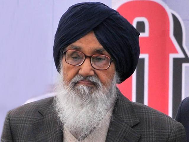 Punjab,Parkash Singh Badal,Hindustan Times