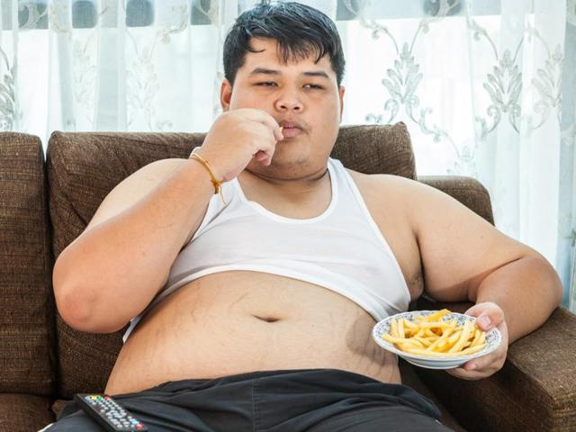 Couch potato? Your brain could be ageing faster than you think