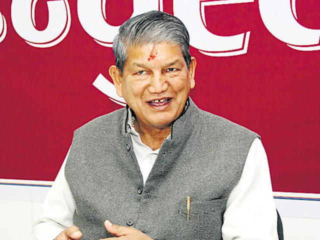 The Harish Rawat government has 36 members in the 70-member assembly and the BJP has 28.