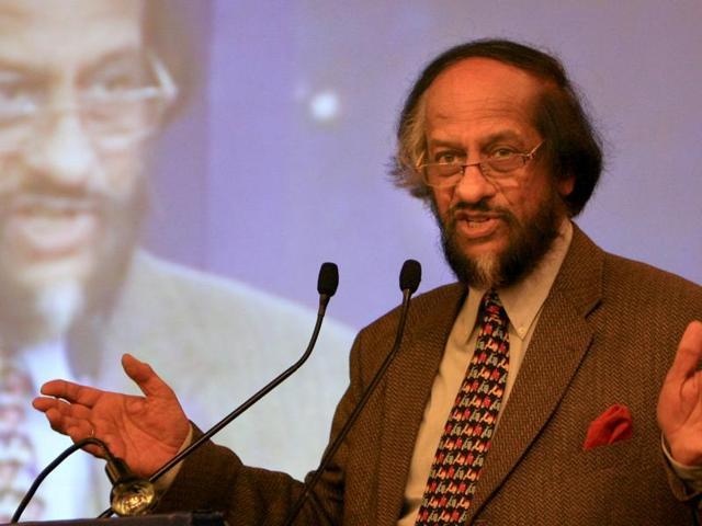 Teri,Pachauri,HRD ministry