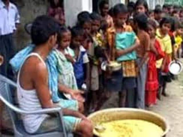 Mid-day,Mid-day meal,Araria