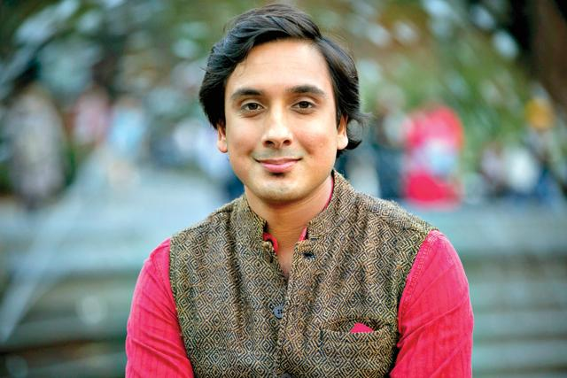 Author Kanishk Tharoor on his debut collection of short stories, surviving New York City and what inspires his fiction.