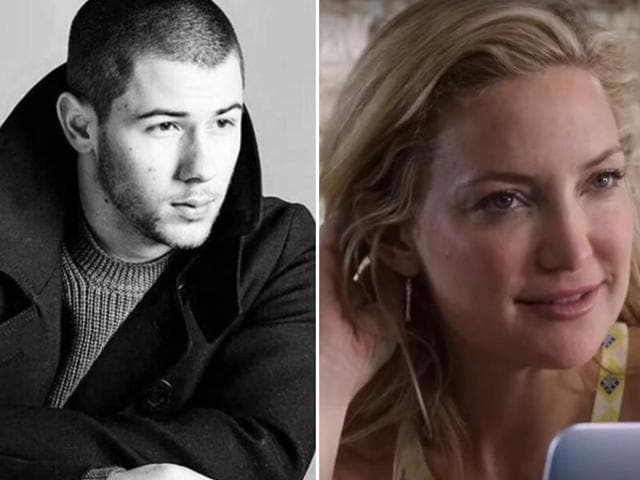Dating rumours about Nick Jonas and actor Kate Hudson first began last September.