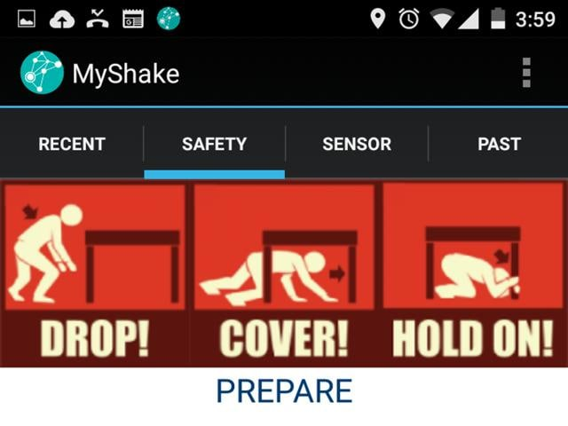 Researchers at University of California have released an Android app that turns your smartphone into a mobile seismometer