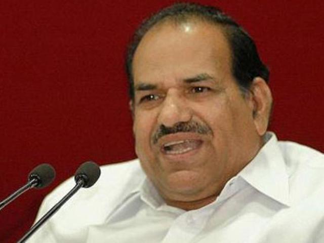 CPIM State Secretary for Kerala Kodiyeri Balakrishnan.