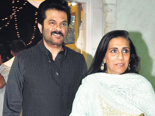 Anil Kapoor wishes his wife Sunitha on her birthday - tnilive telugu movie news
