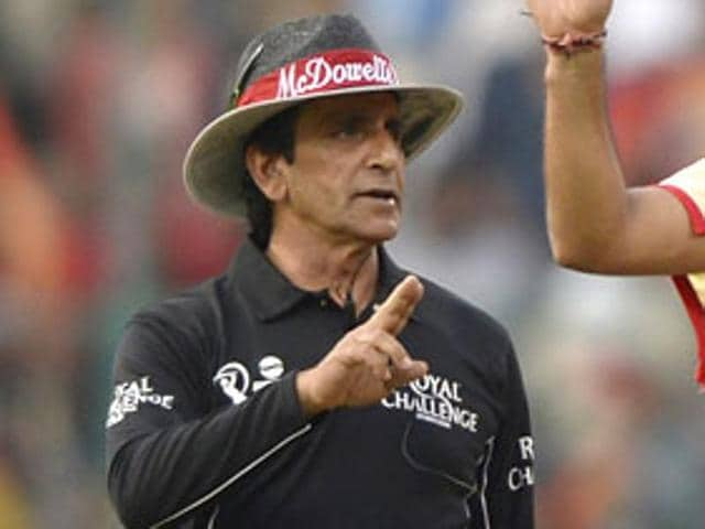 The corruption charges levelled against top Pakistan umpire Asad Rauf are devastating for the image of Pakistani cricket internationally, said a Pakistani daily.