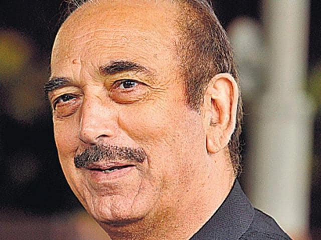 "Senior Congress leader Ghulam Nabi Azad on Saturday claimed people were ""fed up"" with the performance of Prime Minister Narendra Modi and BJP."