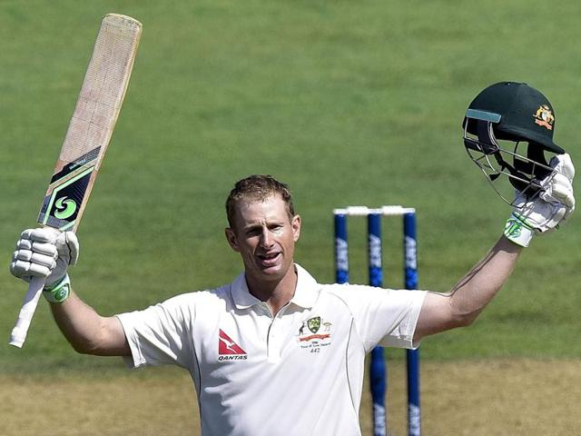 Australia vs New Zealand first Test,Adam Voges,Usman Khawaja
