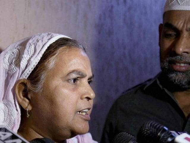 Ishrat Jahan's mother Shamima Raza has maintained that her daughter was an innocent victim in the Gujarat encounter of June 2004.