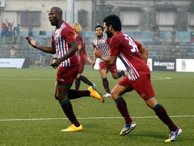 Mohun Bagan could do with a good result, especially since their last two matches -- against Shandong Luneng in the Asian Champions League qualifier and Mumbai FC in the I-League -- haven't gone their way.