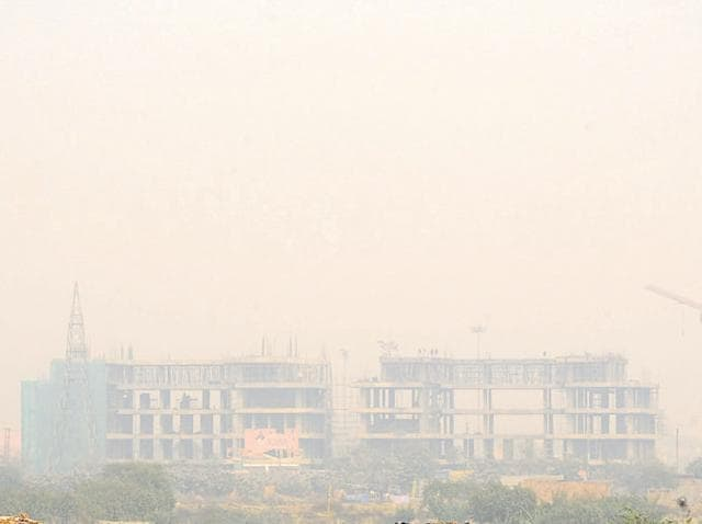 Many residents of the area now regret investing their life's savings in buying a house in Greater Noida West. They warned of taking legal action if authorities do nothing to clear the air.