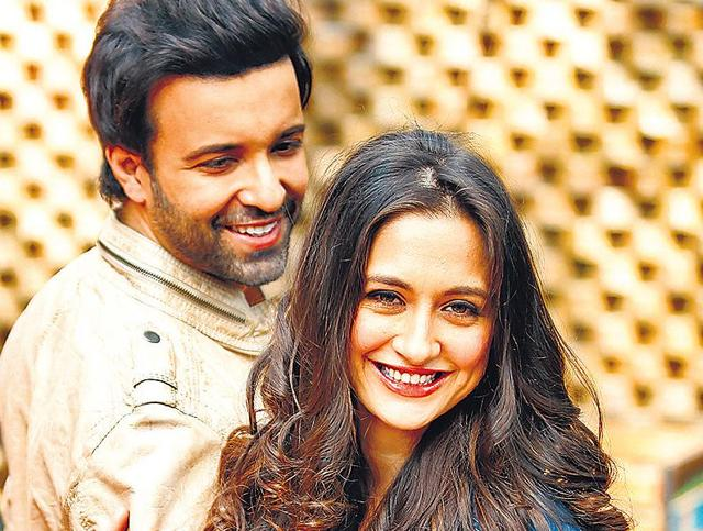 Aamir Ali and Sanjeeda Sheikh knew each other for seven years before getting married. (HT)