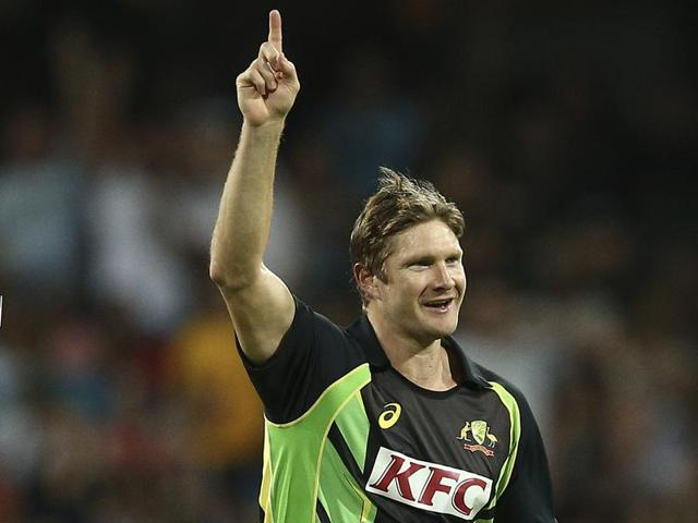 Shane Watson sustained the injury while bowling for Islamabad in the Pakistan Super League.