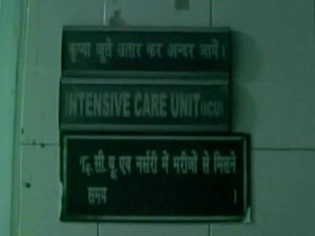 A woman was sexually assaulted in an ICU hours after delivering a baby at a hospital in Haryana.