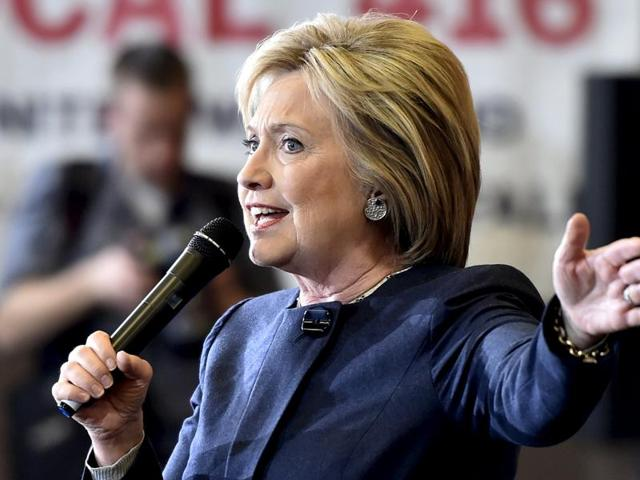 Clinton has struggled to put the email controversy to rest as she seeks the Democratic presidential nomination.