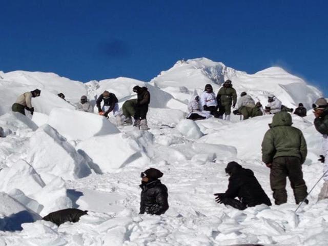Siachen glacier,Lance Naik Hanamanthappa Koppad,India-Pakistan relations