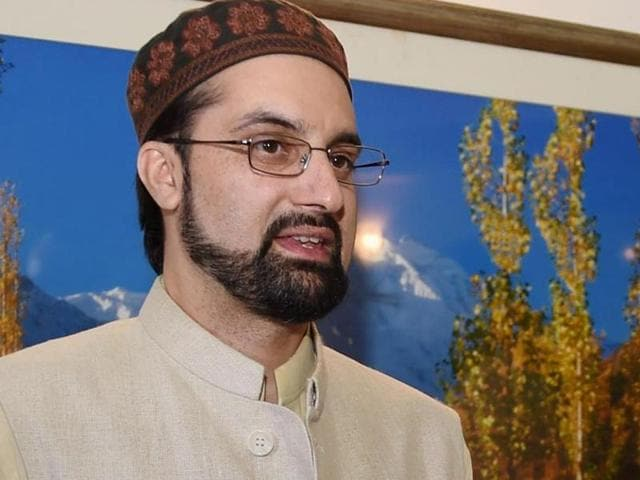 Mirwaiz Umar Farooq,Hurriyat Conference,J-K