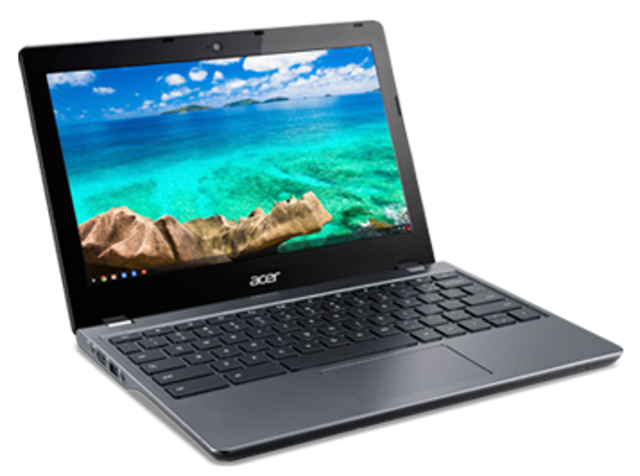 A Chromebook, if you haven't been keeping up, is a laptop that runs Google's Chrome OS. If you've ever used Chrome — the browser — on Windows or a Mac, Chrome OS will be familiar territory.