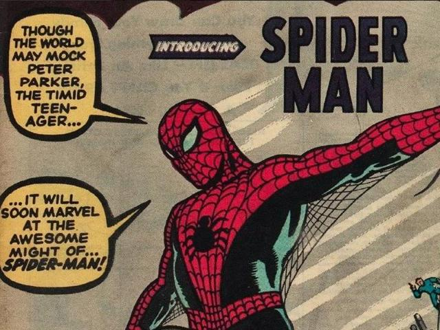 A copy of Amazing Fantasy No. 15 from 1962 - which introduced the world to Spiderman - could fetch $400,000 or more when it goes up for auction later in February.