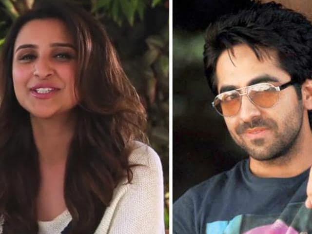 Parineeti Chopra and Ayushmann Khuranna will be seen together in Meri Pyari Bindu.