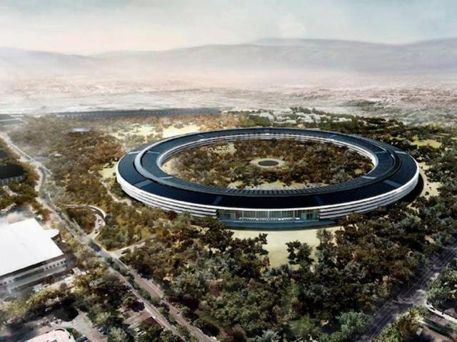 Apple,Campus,India