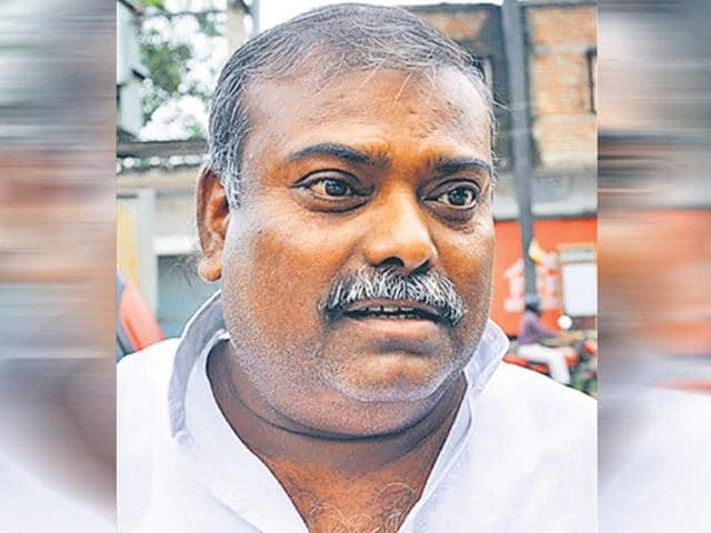 The MLA has been accused of raping a minor on February 6.