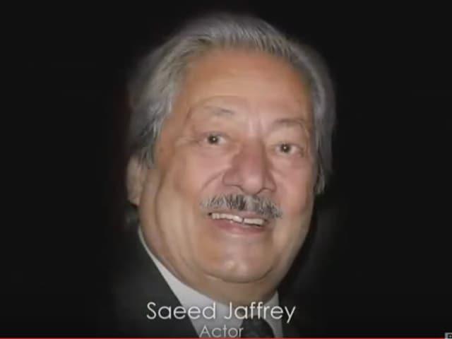 Saeed Jaffrey (1929-2015)