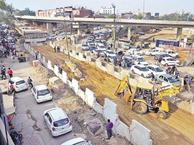 Amritsar,BRTS project,controversities