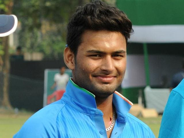 At the Under-19 World Cup in Bangladesh, Rishabh Pant, besides his competent keeping, was India's second highest run-scorer, aggregating 267 at an average of 44.50 with a century and two half-centuries.